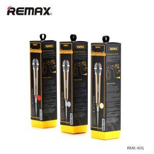 Microfon portabil SingSong Remax -0