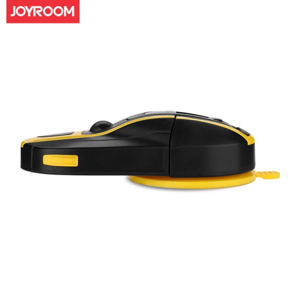 Suport JoyRoom sport car pentru telefon sau GPS cu prindere pe prabriz cu ventuza-0