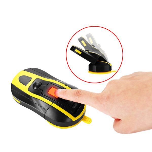 Suport JoyRoom sport car pentru telefon sau GPS cu prindere pe prabriz cu ventuza-3990