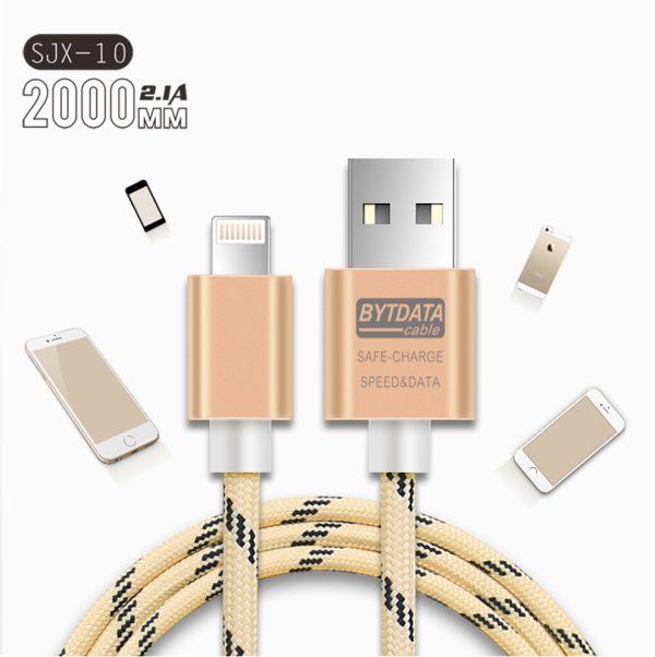 Cablu lung de 2 metri (micoUSB) -4144