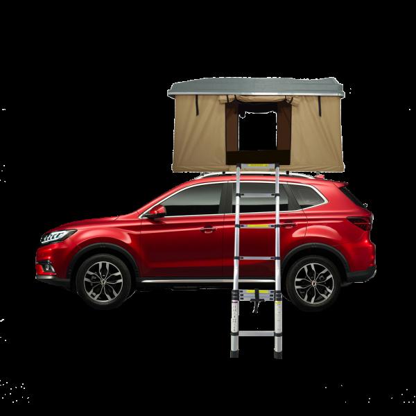 Cort auto Nature Hard-Top pentru masini mici si medii-4283