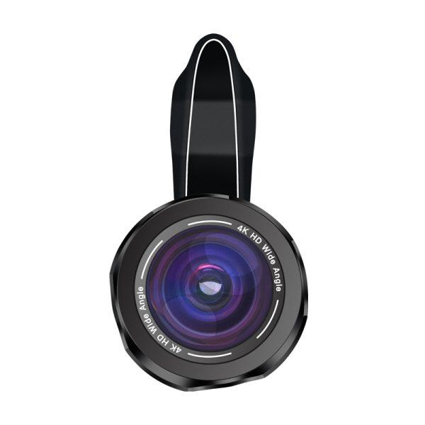 Set lentile premium pentru telefon mobil Wide HD 0.6x si Macro 15x-0