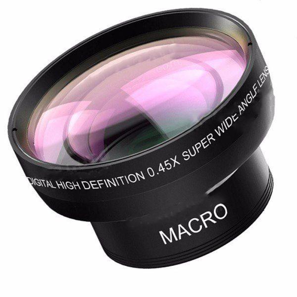 Set lentile Wide si Macro pentru telefon HD profesionale-4152
