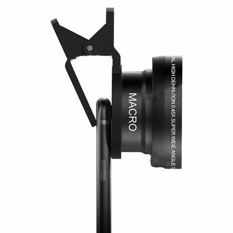 Set lentile Wide si Macro pentru telefon HD profesionale-4157