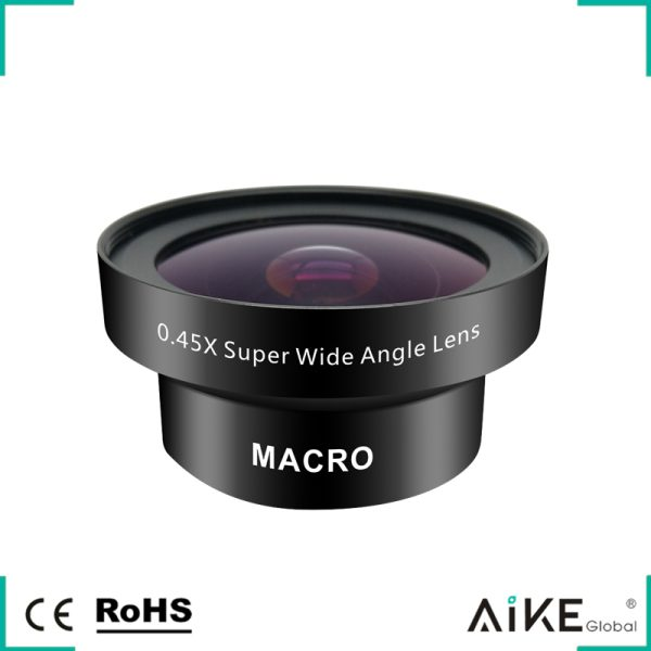 Set lentile Wide si Macro pentru telefon HD profesionale-4155