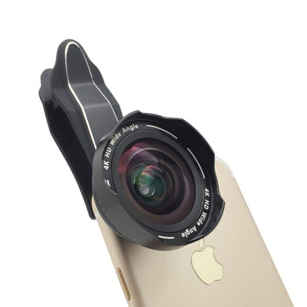 Set lentile premium pentru telefon mobil Wide HD 0.6x si Macro 15x-4170