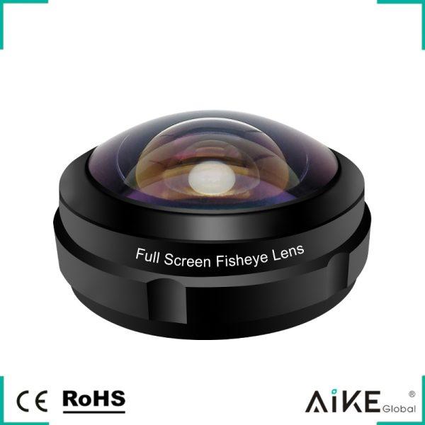 Lentila HD fish eye pentru telefon full frame -4165