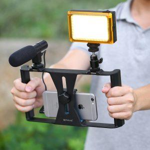 Set profesional pentru filmari cu telefonul -0