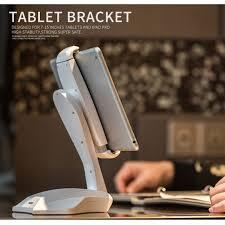 Suport tableta masa sau birou Remax universal (alb)-0
