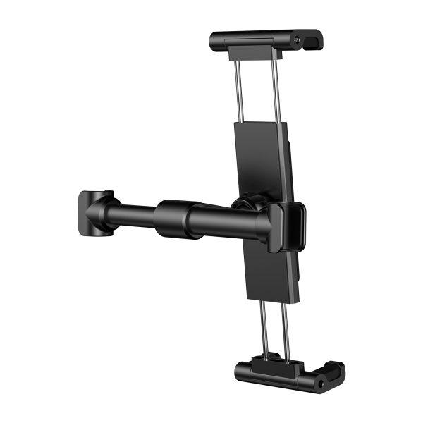 Suport tetiera pentru telefon sau tableta Baseus (negru)-4080
