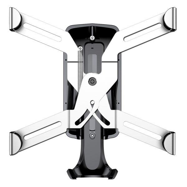 Suport telefon auto premium Baseus Spider man Gravity Argintiu-4786