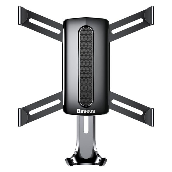 Suport telefon auto premium Baseus Spider man Gravity Negru-4781