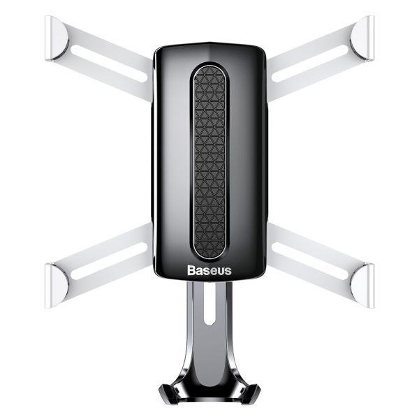 Suport telefon auto premium Baseus Spider man Gravity Argintiu-4795