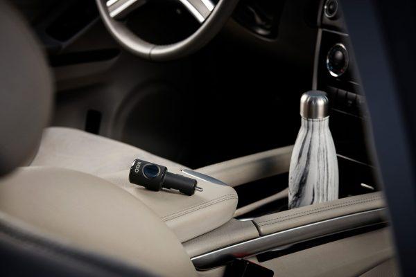 Incarcator masina cu functie de localizare in situatii de urgente The Wiso Panic Safe-4844