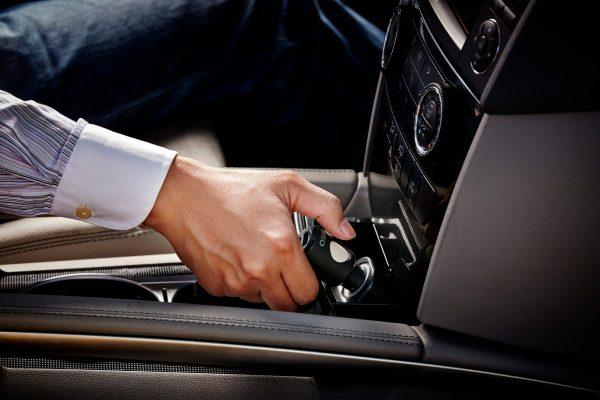 Incarcator masina cu functie de localizare in situatii de urgente The Wiso Panic Safe-4850