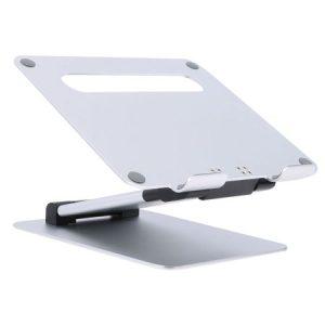 Masa de laptop tip birou reglabil pe inaltime Alu 037-0