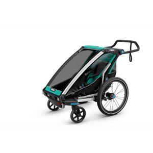 Carucior multisport Thule Chariot Lite 1 Bluegrass model 2019