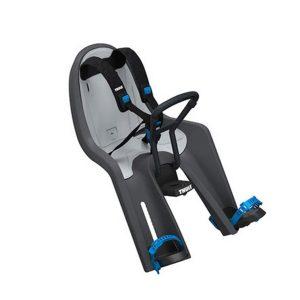Scaun pentru copii, cu montare pe bicicleta in fata - Thule RideAlong Mini Dark Grey