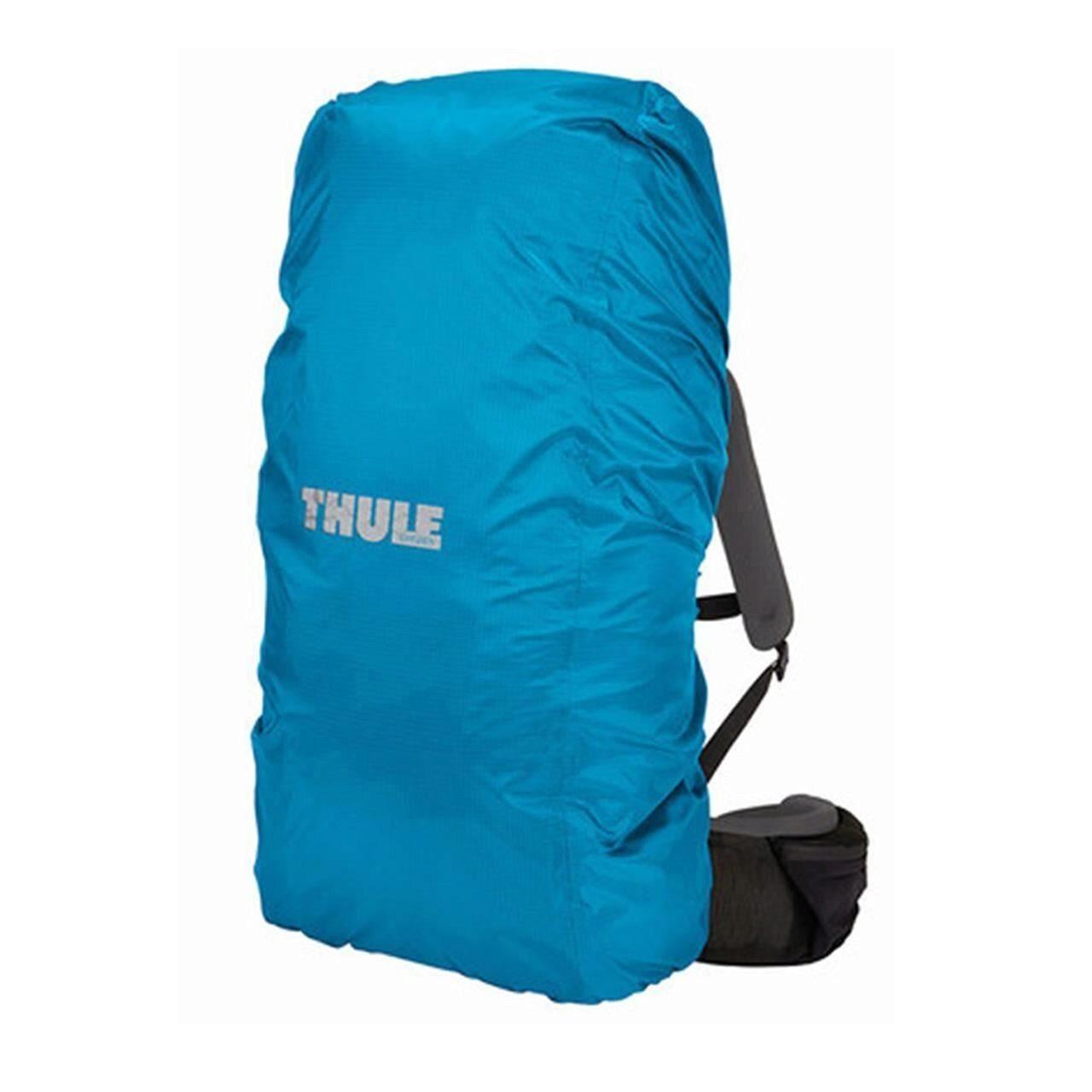 Husa de protectie ploaie pentru rucsacuri Thule 55-74L Rain Cover Thule Blue