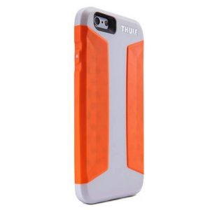 Husa telefon Thule Atmos X3 iPhone 6/6s - White/Shocking Orange